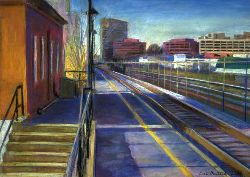 By Train Tracks #4