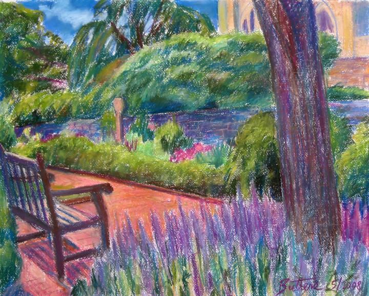 Cathedral Garden